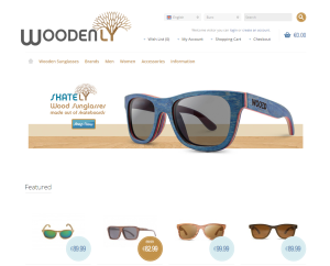 Wooden.Ly Wooden Sunglasses and accessories